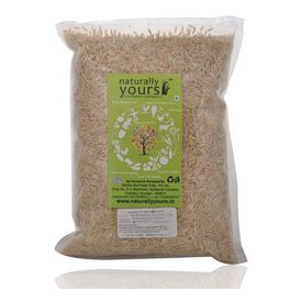 Naturally Yours Basmati Brown rice 1KG