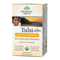 Organic India Tulsi Honey Chamomile