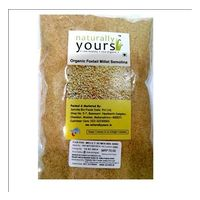Naturally Yours Foxtail millet Semolina 500 Gms