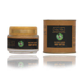 Indus Valley Aloe Sweet Almond Baby Body Butter - 50gm