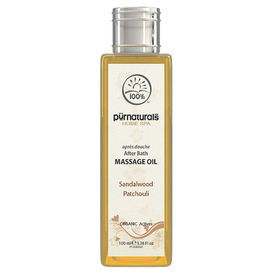 Pure Naturals - Timeless After Bath Massage Oil-100-ml