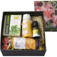 Soulflower One Man Try Me Bath Set - 500 gms