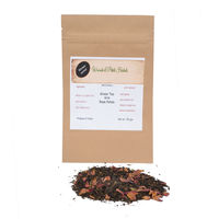 Woods and Petals Darjeeling Green Tea with Rose Petals