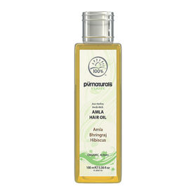 Pure Naturals - Herb Rich Amla Hair Oil-100-ml