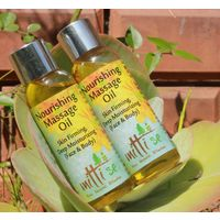 Mitti Se Nourishing Massage Oil 50mL