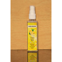 Woods and Petals Lemon Body Mist 100mL