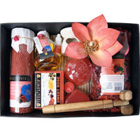 Soulflower Romantic Rose Wedding Hamper Set