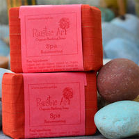 Rustic Art - Organic Spa Soap - 100 gms