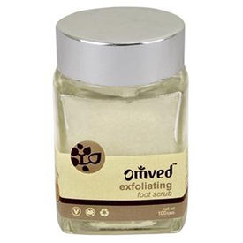 Omved Exfolating Foot Scrub - 100 gms