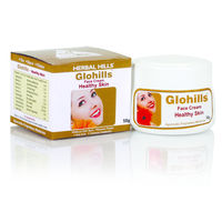 Herbal Hills Glohills Face Cream 50Gms