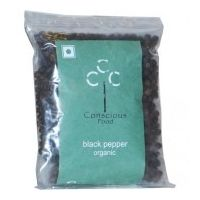 Conscious Food Organic Black Pepper (Kali Mirchi) Powder 50Gms