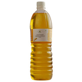 24 Letter Mantra Cold Pressed Groundnut Oil 1 Ltr