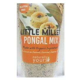 Naturally Yours Little Millet Pongal Mix 250 Gms
