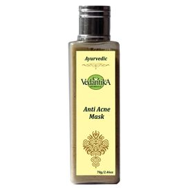 Vedantika Anti Acne Mask - 70 gms