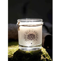 Indie Eco Candles Vanilla, 390 gms