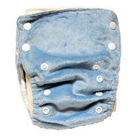 BumChum Natural Pure Blue Diapers