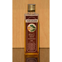 Woods and Petals Herbal Body Massage Oil 100mL
