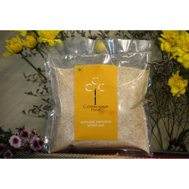 Conscious Food Sprouted Suji 500Gms