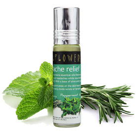Soulflower Aromatherapy Headache Relief Roll On - 8 ml