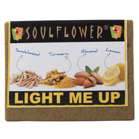 Soulflower Light Me Up Soap - 150 gms