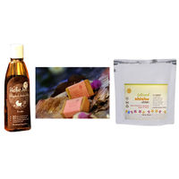 Baby Bath set for Sensitive Skin - Kit