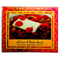 Neev Almond Rose Natural Handmade Soap, 100 gms