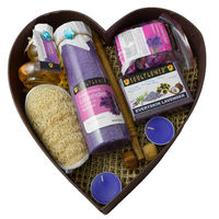Soulflower Relax With Lavender Spa Set - 1100 gms