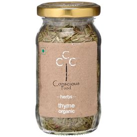 Conscious Food Organic Thyme Herbs 30Gms