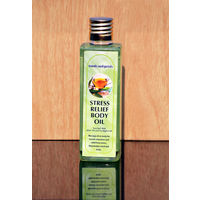 Woods and Petals Stress Relief Body Oil 100mL