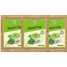 Vedantika Spinach Soup - Pack of 3 - 50 gms each