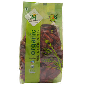 24 Letter Mantra Red Stick Chilly - 100 gms