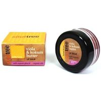 Soul Tree - Lip Balm (Viola and Kokum Butter) With Organic Ghee