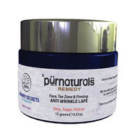 Pure Naturals - Firming Anti Wrinkle Lape-15-grams