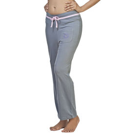 DUSG - OM Women s Yoga Organic Pant Colour: Grey, m