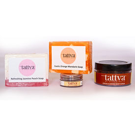 Tattva - Luxury Bath Combo