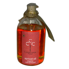 Conscious Food Apricot Oil