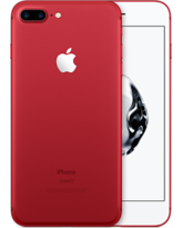 APPLE IPHONE 7 PLUS 4G,  red, 128gb