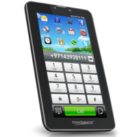 TOUCHMATE MID792 7INCH 3G 8GB,  black