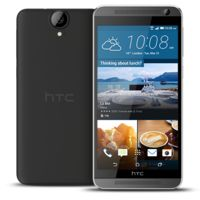HTC ONE E9 PLUS DUAL SIM,  black silver