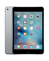 APPLE IPAD MINI 4 DUAL SIM 4G 2GB RAM WIFI, 32 gb,  grey