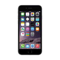 APPLE IPHONE 6,  silver, 128gb