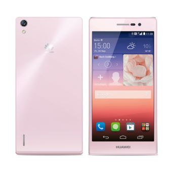 HUAWEI P7 NANCY SPECIAL EDITION,  white