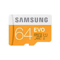 SAMSUNG 64 GB MICROSD CARD - Not for Standalone purchase
