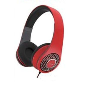 MYCANDY PRO HEADSET MCHM750,  red