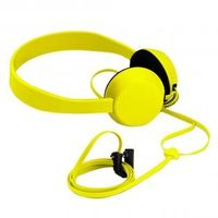 NOKIA KNOCK WH520 ON EAR STEREO HEADPHONES,  yellow