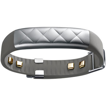 Jawbone UP3 Fitness Band Silver Cross