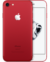 APPLE IPHONE 7 4G, 128gb,  red