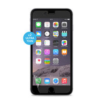 PURO IPHONE 6 PLUS PROTECTIVE FILM 2PCS,  transparent