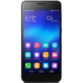HUAWEI HONOR 6,  black