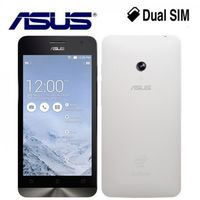 FOC ASUS A400CG ZENFONE 4 DS ARABIC WHITE WORTH AED 399